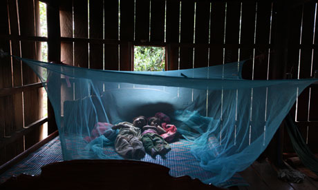 Safety and Health First- Delivering Nets to Lapsefedi